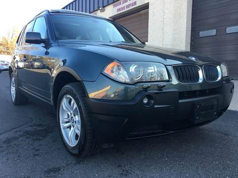 2004 BMW X3 for sale at Luxury Unlimited Auto Sales Inc. in Trevose PA