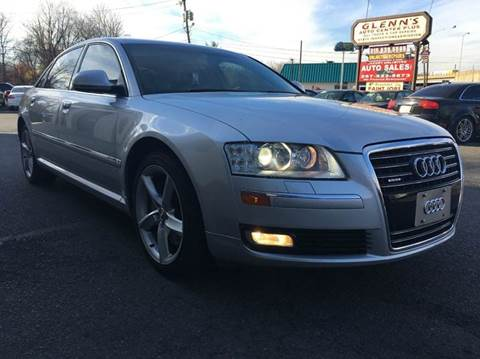 2009 Audi A8 L for sale at Luxury Unlimited Auto Sales Inc. in Trevose PA