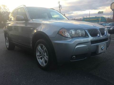 2006 BMW X3 for sale at Luxury Unlimited Auto Sales Inc. in Trevose PA