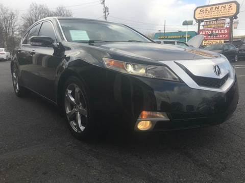 2010 Acura TL for sale at Luxury Unlimited Auto Sales Inc. in Trevose PA
