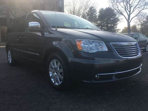 2011 Chrysler Town and Country for sale at Luxury Unlimited Auto Sales Inc. in Trevose PA