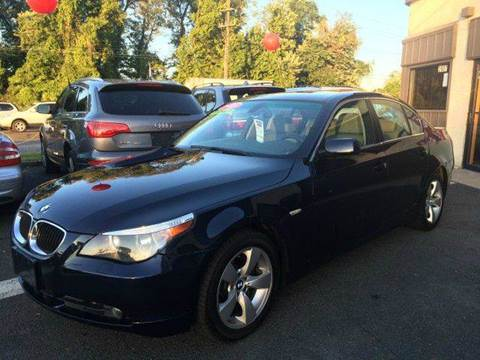 2005 BMW 5 Series for sale at Luxury Unlimited Auto Sales Inc. in Trevose PA