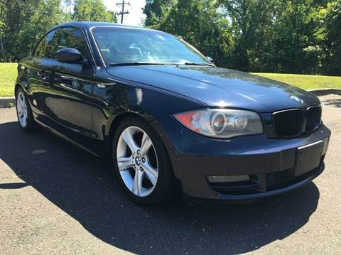 2008 BMW 1 Series for sale at Luxury Unlimited Auto Sales Inc. in Trevose PA