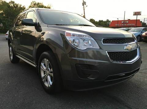 2013 Chevrolet Equinox for sale at Luxury Unlimited Auto Sales Inc. in Trevose PA