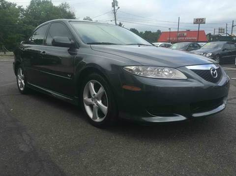 2004 Mazda MAZDA6 for sale at Luxury Unlimited Auto Sales Inc. in Trevose PA