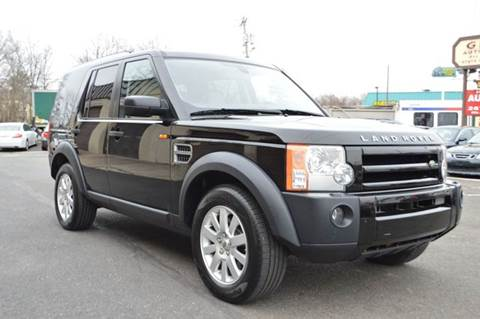 2006 Land Rover LR3 for sale at Luxury Unlimited Auto Sales Inc. in Trevose PA
