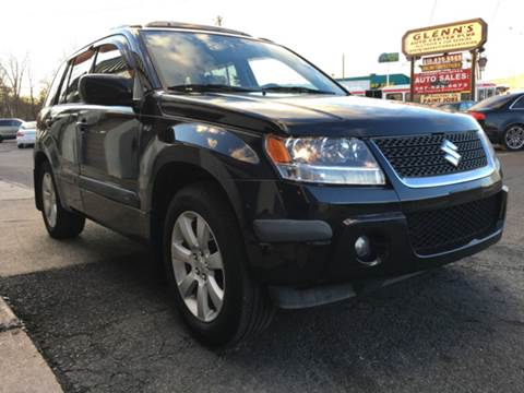 2010 Suzuki Grand Vitara for sale at Luxury Unlimited Auto Sales Inc. in Trevose PA