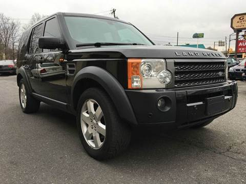2007 Land Rover LR3 for sale at Luxury Unlimited Auto Sales Inc. in Trevose PA