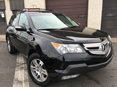 2007 Acura MDX for sale at Luxury Unlimited Auto Sales Inc. in Trevose PA