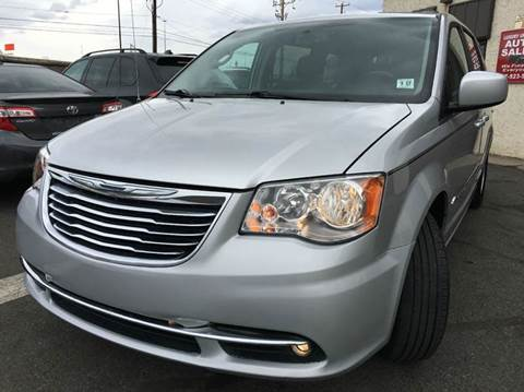 2012 Chrysler Town and Country for sale at Luxury Unlimited Auto Sales Inc. in Trevose PA