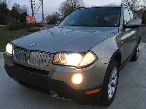 2010 BMW X3 for sale at Luxury Unlimited Auto Sales Inc. in Trevose PA