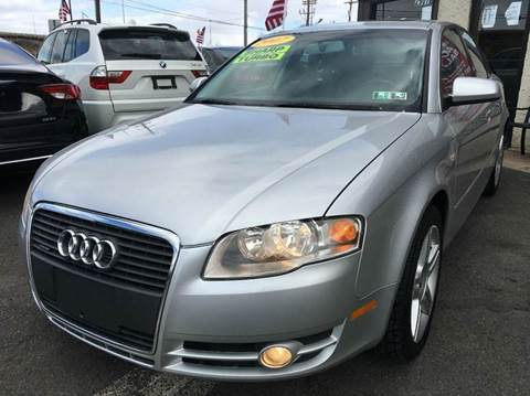 2007 Audi A4 for sale at Luxury Unlimited Auto Sales Inc. in Trevose PA