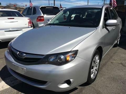 2010 Subaru Impreza for sale at Luxury Unlimited Auto Sales Inc. in Trevose PA