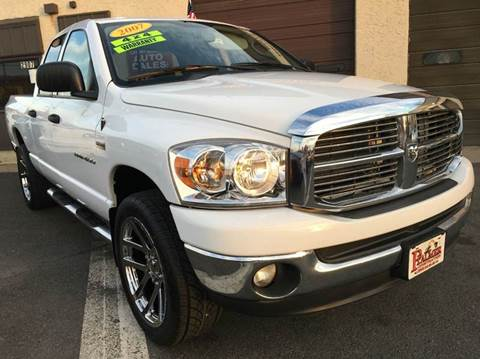2007 Dodge Ram Pickup 1500 for sale at Luxury Unlimited Auto Sales Inc. in Trevose PA