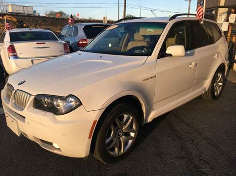 2007 BMW X3 for sale at Luxury Unlimited Auto Sales Inc. in Trevose PA