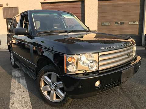 2005 Land Rover Range Rover for sale at Luxury Unlimited Auto Sales Inc. in Trevose PA