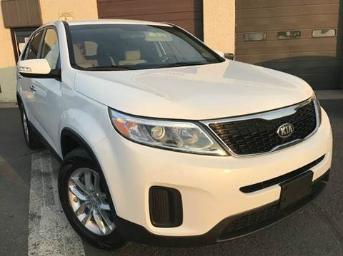 2014 Kia Sorento for sale at Luxury Unlimited Auto Sales Inc. in Trevose PA