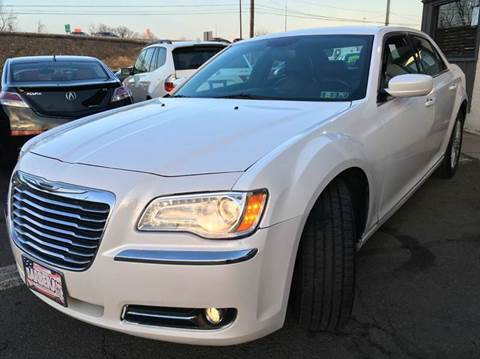 2013 Chrysler 300 for sale at Luxury Unlimited Auto Sales Inc. in Trevose PA