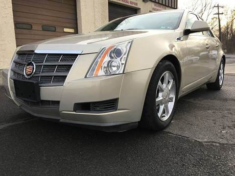 2008 Cadillac CTS for sale at Luxury Unlimited Auto Sales Inc. in Trevose PA