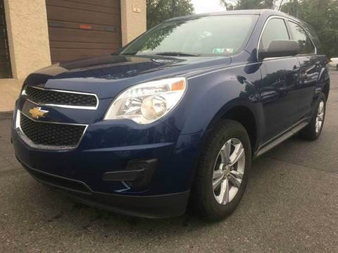 2010 Chevrolet Equinox for sale at Luxury Unlimited Auto Sales Inc. in Trevose PA