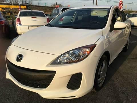 2013 Mazda MAZDA3 for sale at Luxury Unlimited Auto Sales Inc. in Trevose PA
