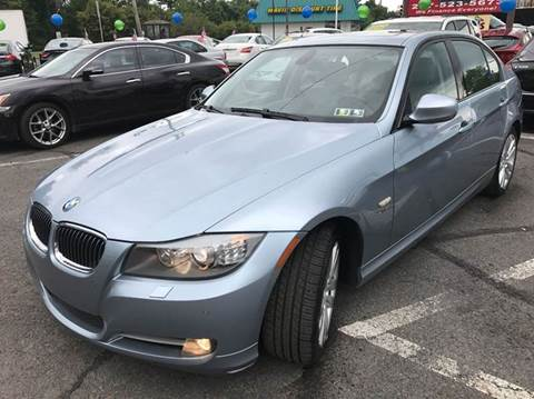 2009 BMW 3 Series for sale at Luxury Unlimited Auto Sales Inc. in Trevose PA
