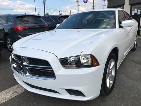 2013 Dodge Charger for sale at Luxury Unlimited Auto Sales Inc. in Trevose PA