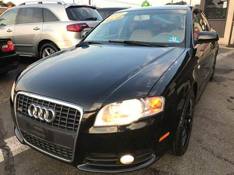 2008 Audi A4 for sale at Luxury Unlimited Auto Sales Inc. in Trevose PA
