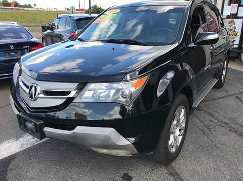 2008 Acura MDX for sale at Luxury Unlimited Auto Sales Inc. in Trevose PA
