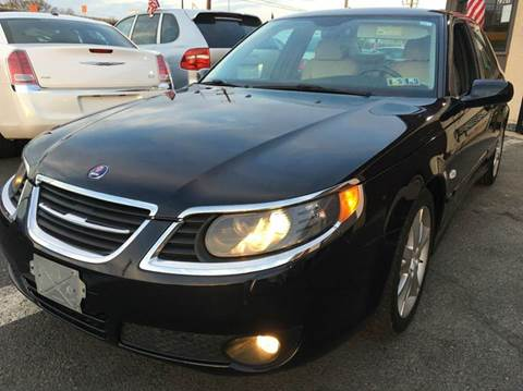 2008 Saab 9-5 for sale at Luxury Unlimited Auto Sales Inc. in Trevose PA