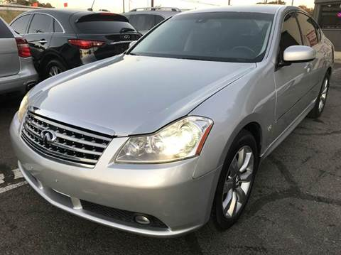 2010 Infiniti M35 for sale at Luxury Unlimited Auto Sales Inc. in Trevose PA