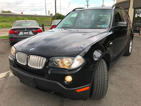 2009 BMW X3 for sale at Luxury Unlimited Auto Sales Inc. in Trevose PA