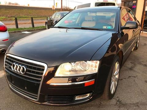 2010 Audi A8 L for sale at Luxury Unlimited Auto Sales Inc. in Trevose PA