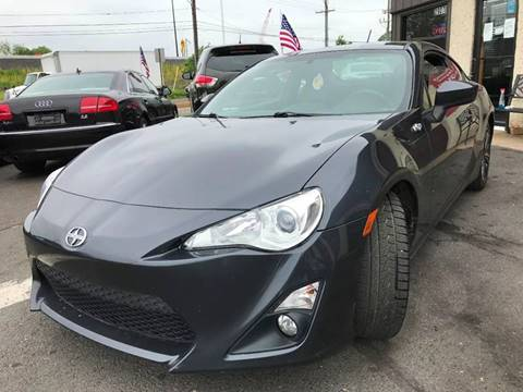 2014 Scion FR-S for sale at Luxury Unlimited Auto Sales Inc. in Trevose PA