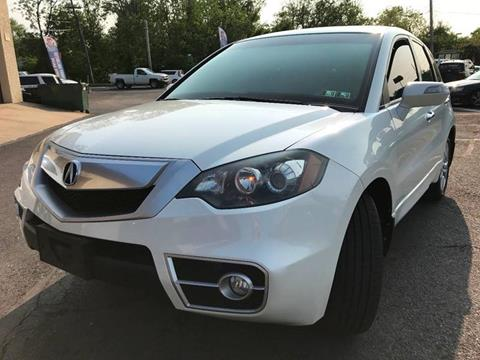 2011 Acura RDX for sale at Luxury Unlimited Auto Sales Inc. in Trevose PA