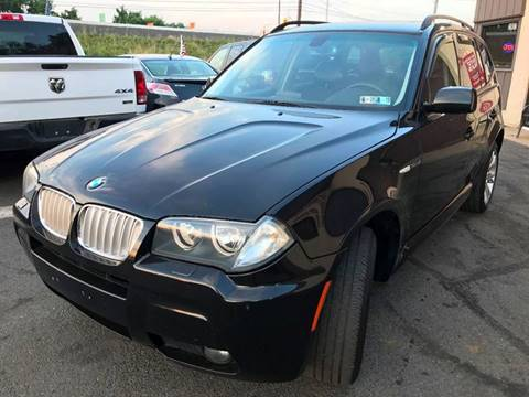 2008 BMW X3 for sale at Luxury Unlimited Auto Sales Inc. in Trevose PA