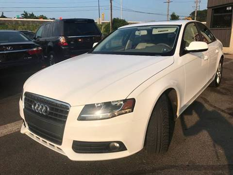 2010 Audi A4 for sale at Luxury Unlimited Auto Sales Inc. in Trevose PA