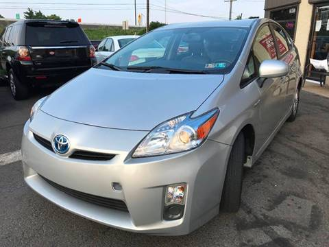 2010 Toyota Prius for sale at Luxury Unlimited Auto Sales Inc. in Trevose PA
