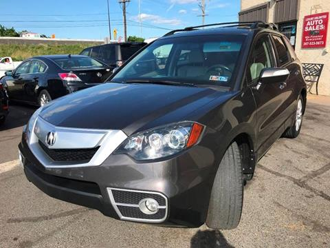 2010 Acura RDX for sale at Luxury Unlimited Auto Sales Inc. in Trevose PA