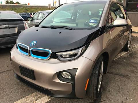 2014 BMW i3 for sale at Luxury Unlimited Auto Sales Inc. in Trevose PA