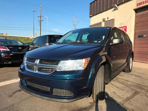 2014 Dodge Journey for sale at Luxury Unlimited Auto Sales Inc. in Trevose PA