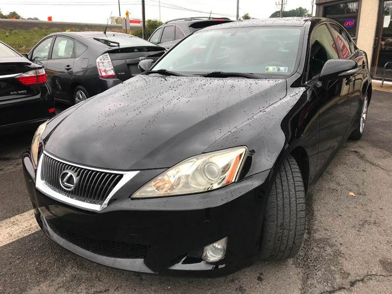 2009 Lexus IS 250 for sale at Luxury Unlimited Auto Sales Inc. in Trevose PA
