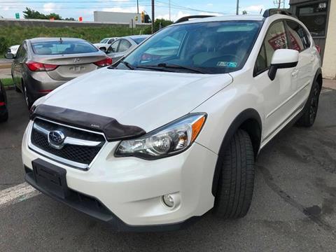 2014 Subaru XV Crosstrek for sale at Luxury Unlimited Auto Sales Inc. in Trevose PA