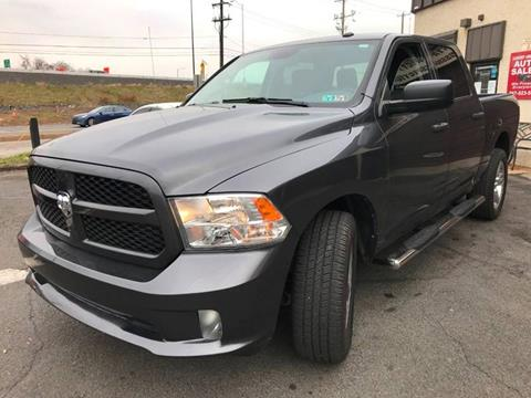 2017 RAM Ram Pickup 1500 for sale at Luxury Unlimited Auto Sales Inc. in Trevose PA