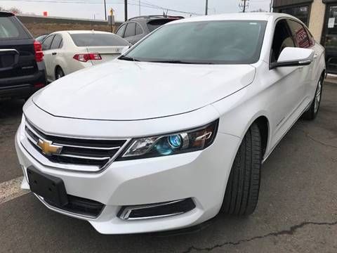 2016 Chevrolet Impala for sale at Luxury Unlimited Auto Sales Inc. in Trevose PA