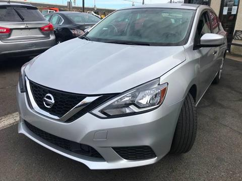 2018 Nissan Sentra for sale at Luxury Unlimited Auto Sales Inc. in Trevose PA