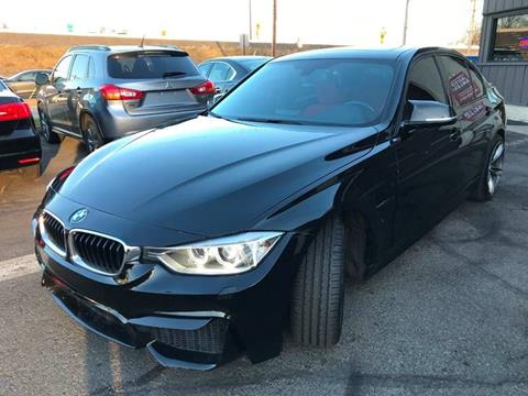 2014 BMW 3 Series for sale at Luxury Unlimited Auto Sales Inc. in Trevose PA