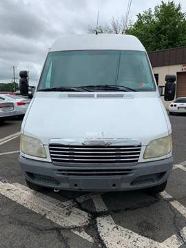 2006 Freightliner Sprinter Cargo for sale in Trevose, PA