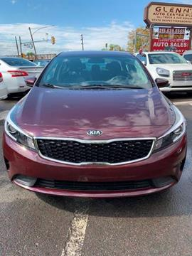 2017 Kia Forte for sale at Luxury Unlimited Auto Sales Inc. in Trevose PA
