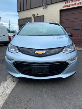 2017 Chevrolet Bolt EV for sale at Luxury Unlimited Auto Sales Inc. in Trevose PA